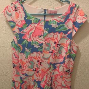 Mid length Lilly Pulitzer dress